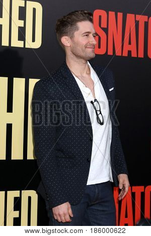 LOS ANGELES - MAY 10:  Matthew Morrison at the
