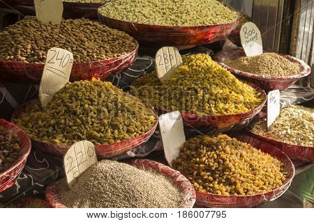 Herb And Spice Shop