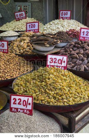 Spice In Market