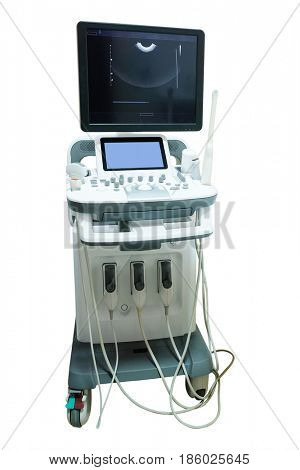 Device for ultrasonography diagnostic
