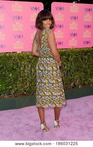 LOS ANGELES - MAY 6:  Kelly Rowland at the VH1`s 2nd Annual Dear Mama: An Event To Honor Moms on the Huntington Library on May 6, 2017 in Pasadena, CA