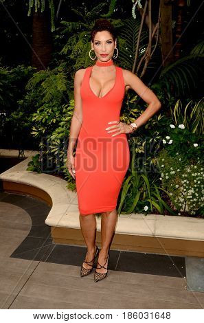 LOS ANGELES - MAY 10:  Nicole Murphy at the ABC Mothers Day Luncheon on the Four Seasons Hotel on May 10, 2017 in Beverly Hills, CA
