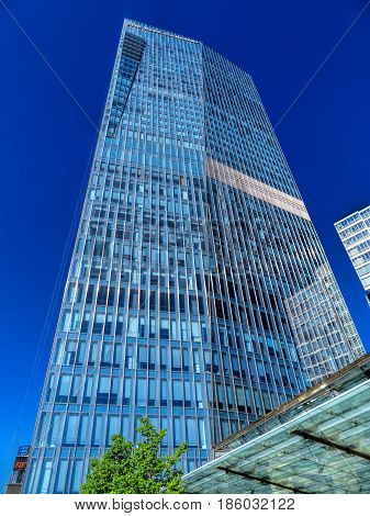 Almaty - The Ritz Carlton Tower