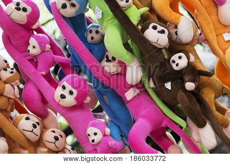 Souvenirs for sale along the famous Kuanzhai Alleys in Chengdu Sichuan province China