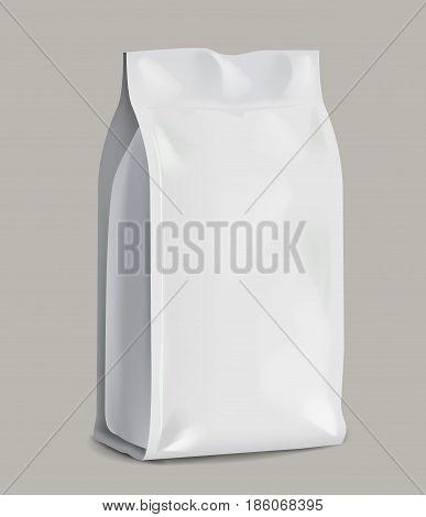 food bag for design tepmlate vector illustration