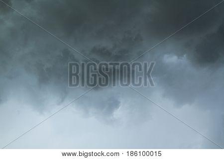 Dramatic Dark Clouds