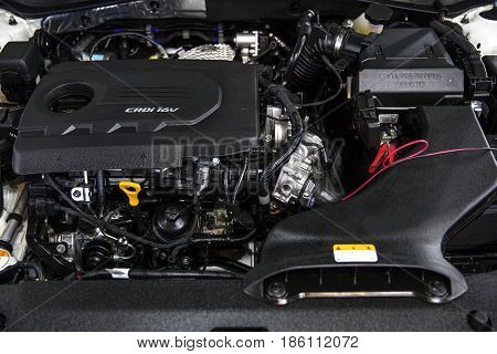Kia Car Engine
