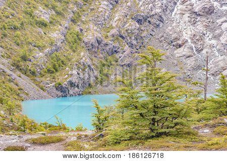 Huemul Glacier - Patagonia - Argentina