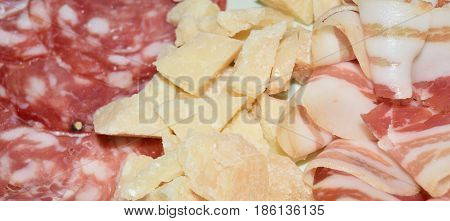 Ham And Roast Pork