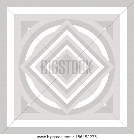 abstract geometric seamless pattern on texture background. vector illustration