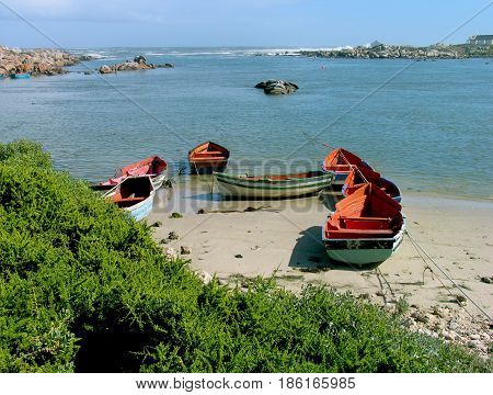 JACOBS BAY, WESTERN CAPE SOUTH AFRICA