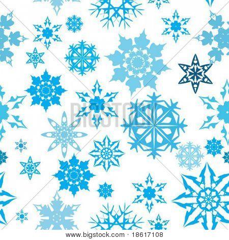 Seamless Christmas design background