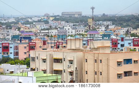 HYDERABAD INDIA - August 29: Hyderabad is popularly known as the
