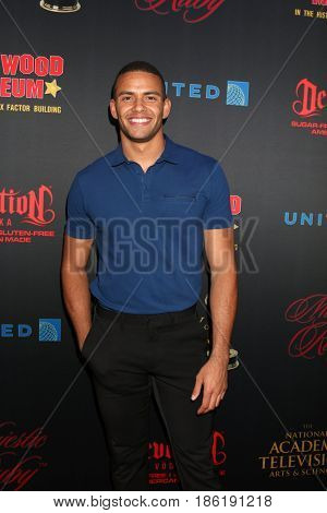 LOS ANGELES - APR 26:  Kyler Pettis at the NATAS Daytime Emmy Nominees Reception at the Hollywood Museum on April 26, 2017 in Los Angeles, CA