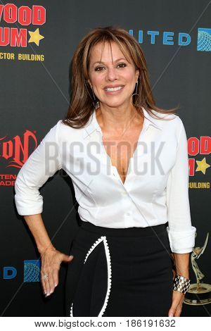 LOS ANGELES - APR 26:  Nancy Lee Grahn at the NATAS Daytime Emmy Nominees Reception at the Hollywood Museum on April 26, 2017 in Los Angeles, CA