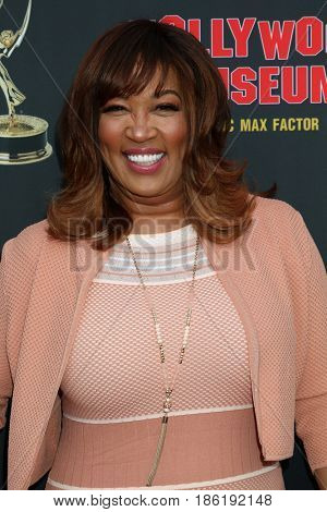 LOS ANGELES - APR 26:  Kym Whitley at the NATAS Daytime Emmy Nominees Reception at the Hollywood Museum on April 26, 2017 in Los Angeles, CA