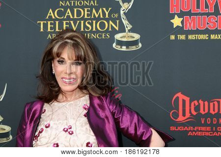 LOS ANGELES - APR 26:  Kate Linder at the NATAS Daytime Emmy Nominees Reception at the Hollywood Museum on April 26, 2017 in Los Angeles, CA