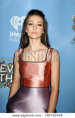 LOS ANGELES - MAY 6:  Emma Fuhrmann at the