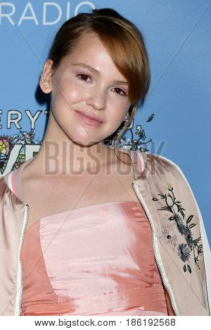 LOS ANGELES - MAY 6:  Talitha Bateman at the