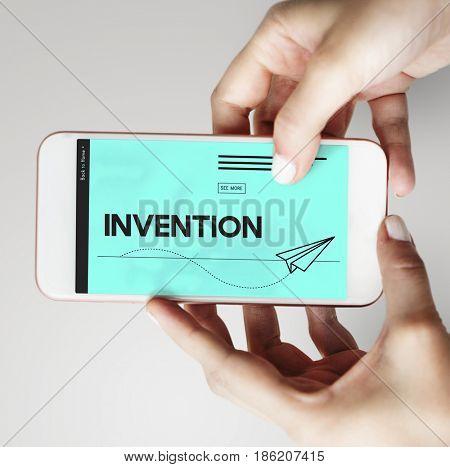 Innovation Paper Plane Creative Invention