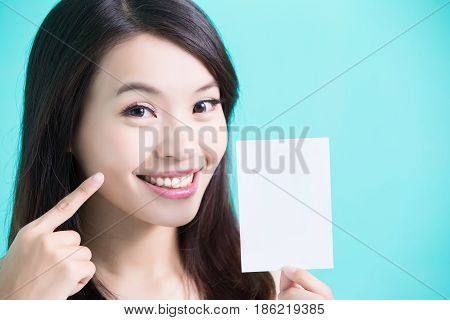 beauty skincare woman take picture and point her face