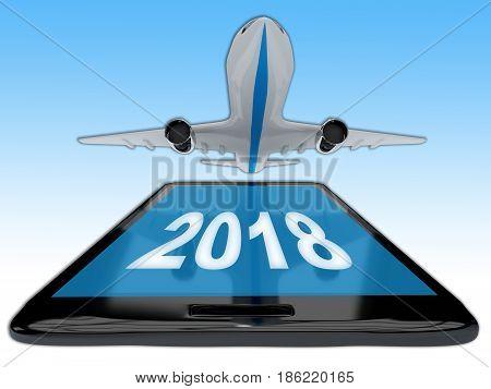2018 Tourist Flight Concept