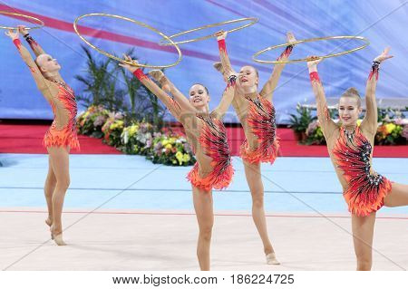 Team Finland Rhythmic Gymnastics
