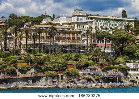 Imperiale Palace Hotel In Santa Margherita Ligure