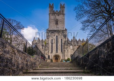 Old St Mary Cathedral in Limerick, Ireland