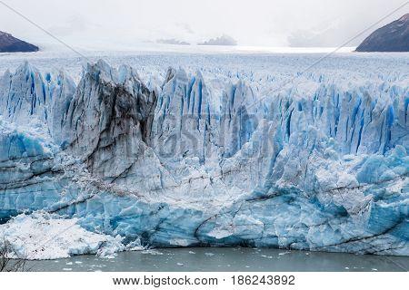 Up close: Detailed look at Argentina's Perito Moreno Glacier
