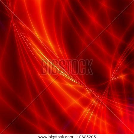 Dark-red fantasy background