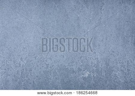 Frozen cold granite stone wall texture background