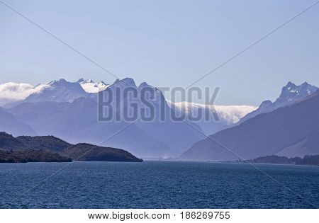 Lake Wakatipu Glenorchy