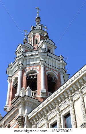 Dome Of Orthodox Church