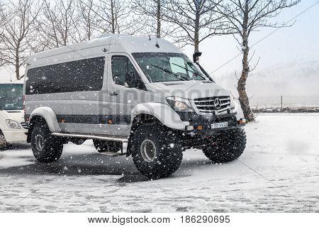 Mercedes-benz Sprinter Off-road