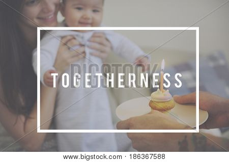 Family Spending Quality Time Together Unconditional Love poster