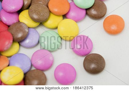 Sweet colorful candy. Candy variation color texture or background