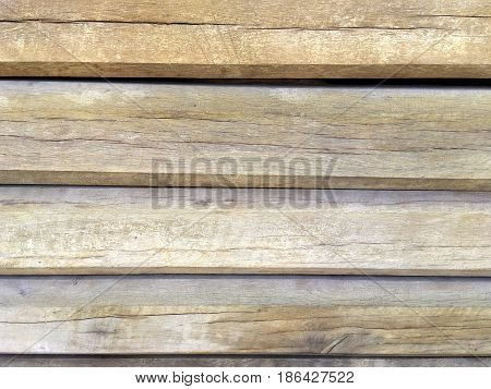 Old aged wooden wall texture close up