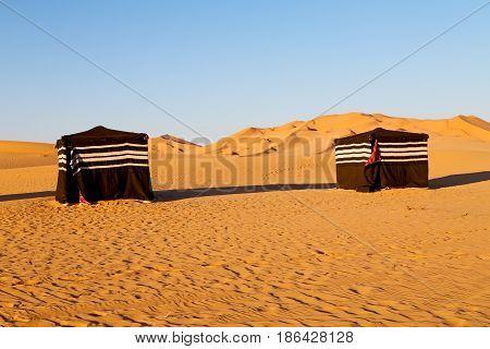 In Oman The Old Desert Empty Quarter
