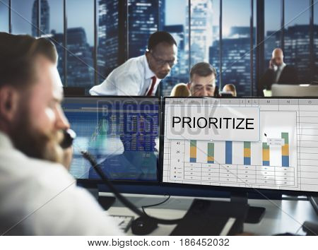 Prioritize Effective Important Rank Tasks Urgent