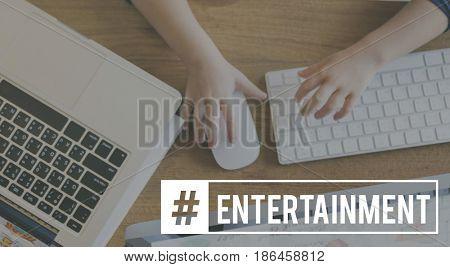 Lifestyle Entertainment Network Hashtag