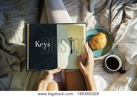 Illustration of Key Accessibility Security System