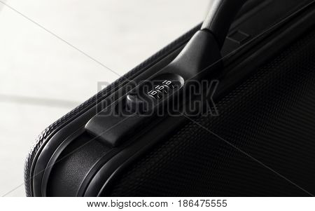 Briefcase for code locked business,code number for lock