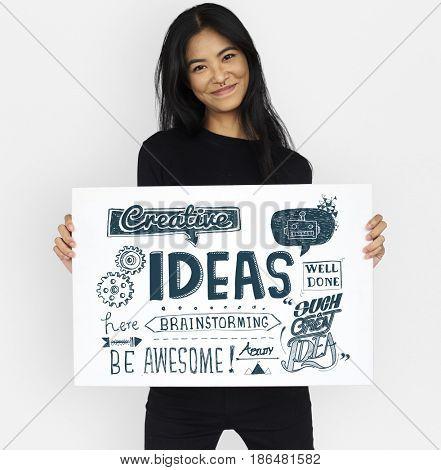 Ideas Creativity Ability Imagination Words