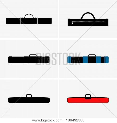 Set of document storage tubes ( shade pictures )