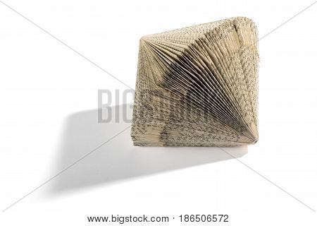 Ornamental Geometrical Concertina Book Shape
