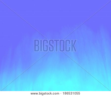 Abstract turquoise blue mystery background with gradient