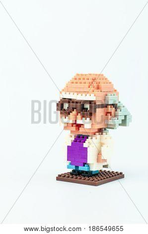Dr. Akasa Micro Blocks