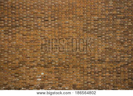 Old grunge brick castle wall background teture