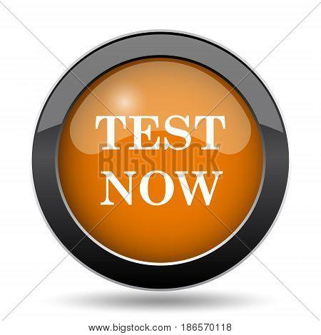 Test Now Icon